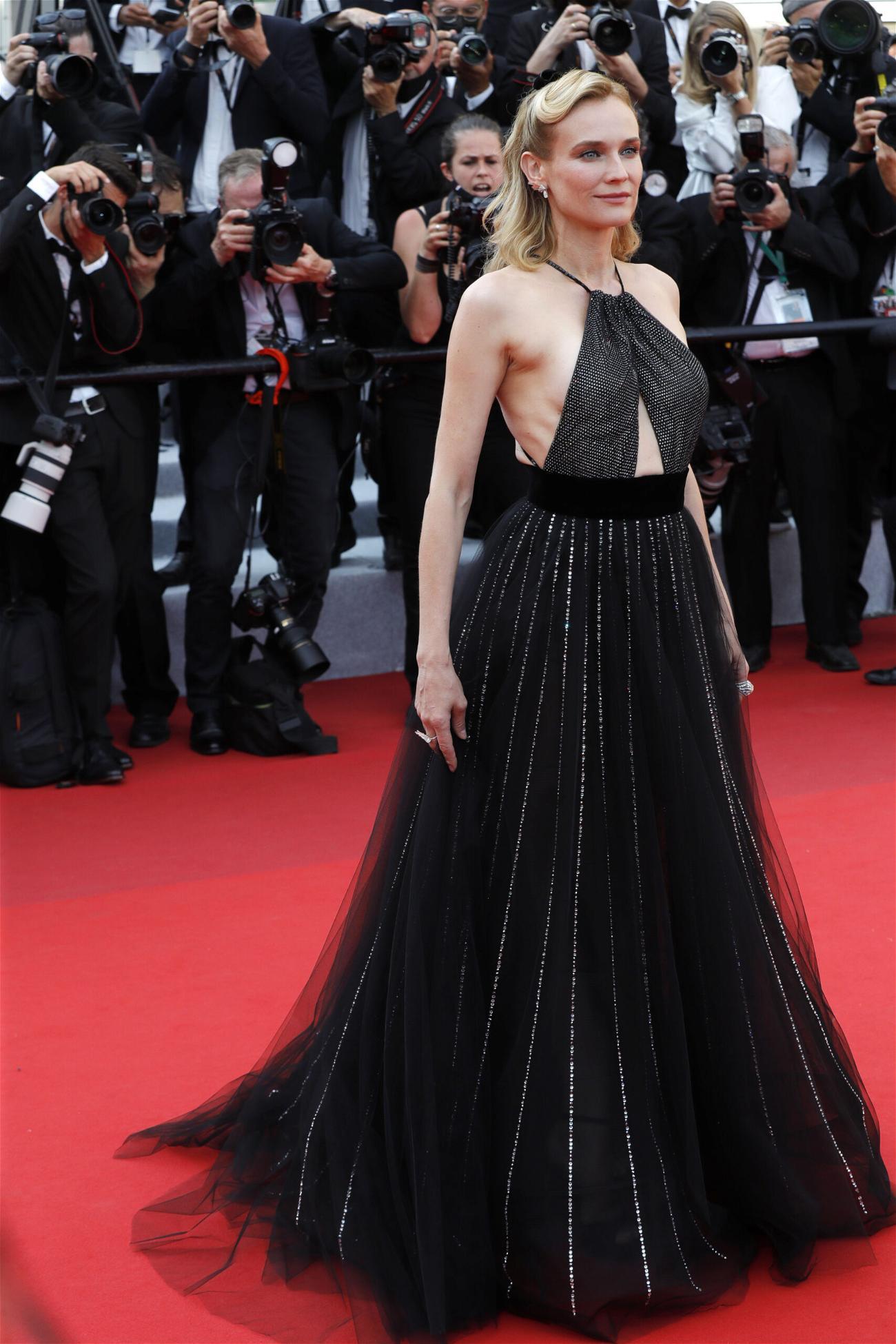 quot Tout S apos est Bien Passe Everything Went Fine quot red carpet in Cannes