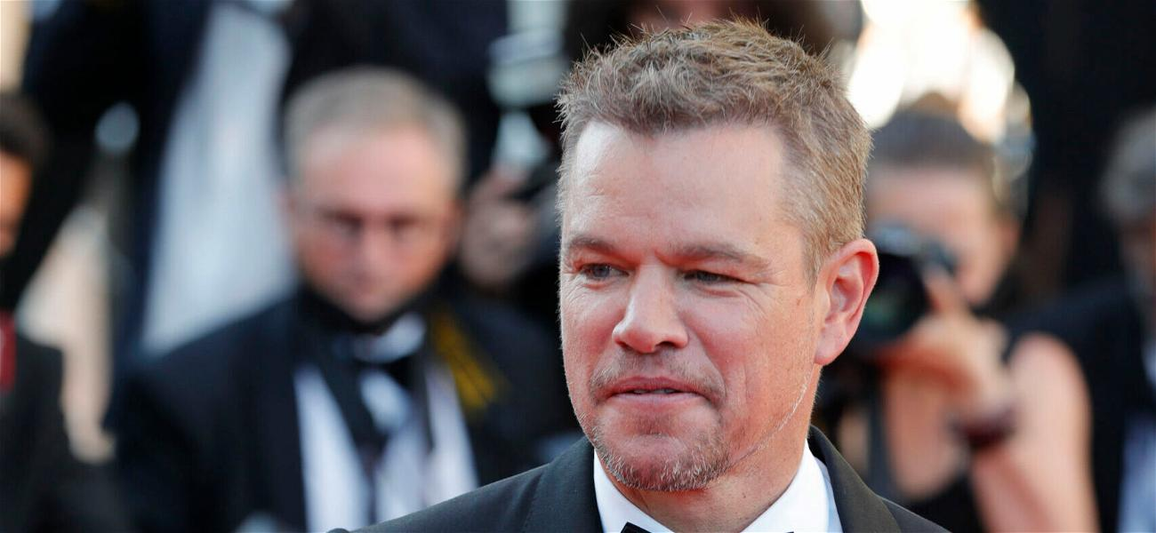Matt Damon Swears He Never Uses 'Slurs Of Any Kind'