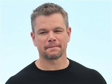Matt Damon Reveals He Just Stopped Using The 'F-Slur'