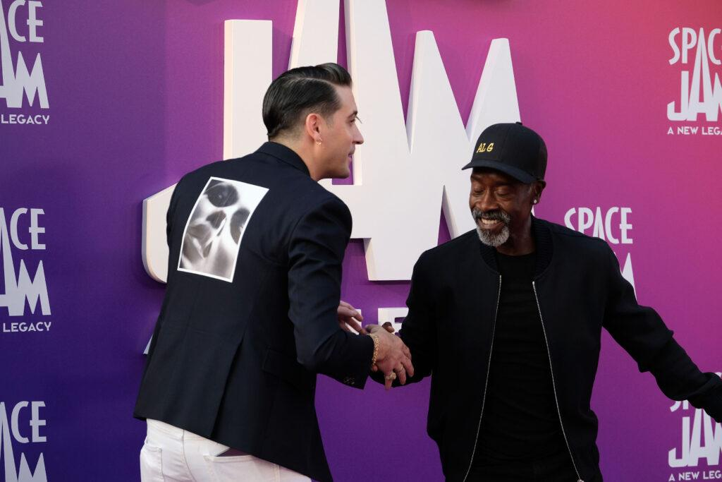 Space Jam A New Legacy Premiere - Los Angeles