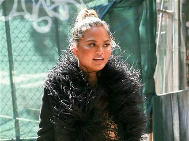 Chrissy Teigen Pays Tribute To Late Son Jack In New Cookbook