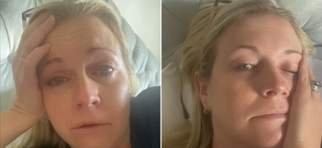 Melissa Joan Hart Reveals COVID Diagnosis In Emotional IG Video