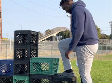 TikTok Issues Rare Statement On Bone Crushing 'Milk Crate Challenge'