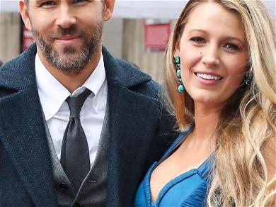Blake Lively Teases Ryan Reynolds On His Sabbatical From Movie Making