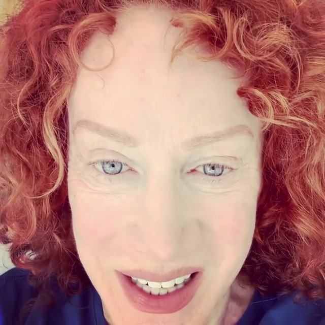 Kathy Griffin's first video.