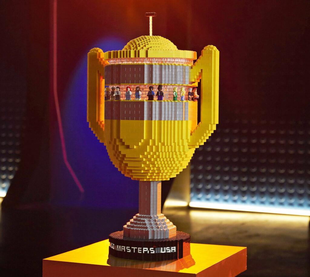 lego masters trophy