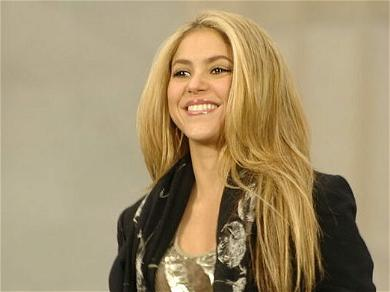 Shakira Fights Off Wild Boars To Get Her Purse Back In Barcelona
