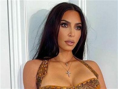 Kim Kardashian Reportedly Put In 20 Hour Rehearsal Days For 'SNL' Hosting