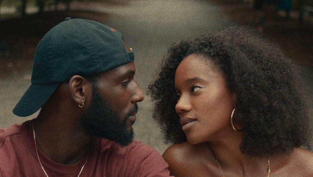 A photo showing Kofi Siriboe during a scene in 'Really Love'