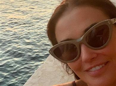 Demi Moore Jumps For Joy, Showing Off Her Flawless Figure In Bikini Shot On Instagram