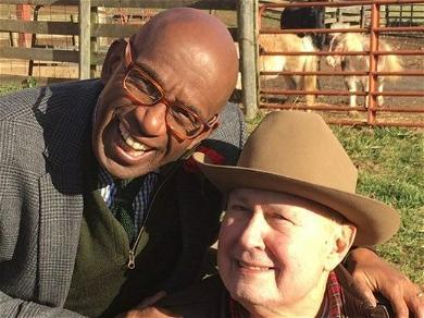Al Roker Pays Tribute to the Late Willard Scott, Iconic TV Weatherman