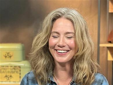 'The Walking Dead' Star Lynn Collins Speaks On The Romance Between Leah & Daryl