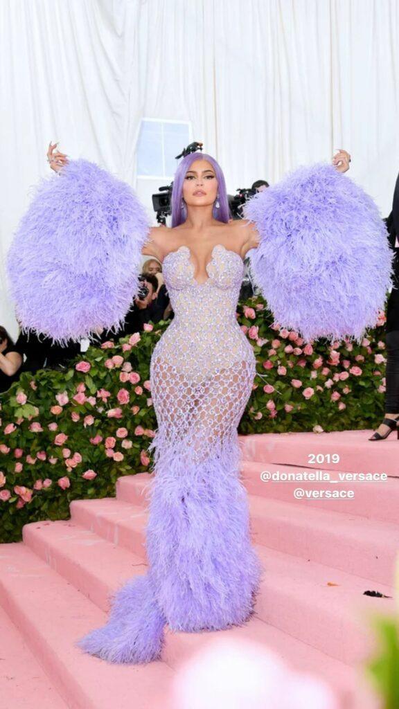 Kylie Jenner at 2019 Met Gala