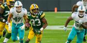 Green Bay Packers Star Aaron Jones Almost Lost His Father's Ashes During MNF Game
