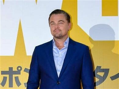 Leonardo DiCaprio Skips Showers & Deodorant To Promote Environmental Health