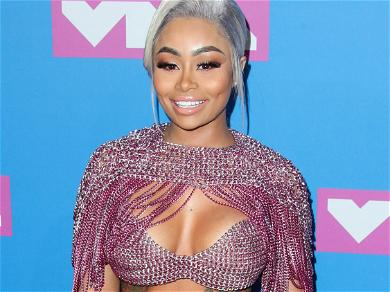 Blac Chyna Breaks Her Silence On Kim & Kanye's Divorce, 'Just Be Respectful'