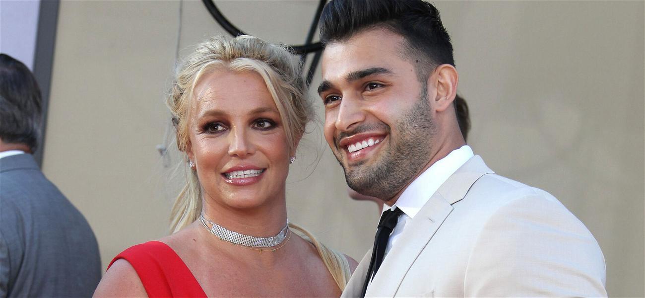 Sam Asghari's Ex-Girlfriend Speaks Out On Britney Spears Engagement