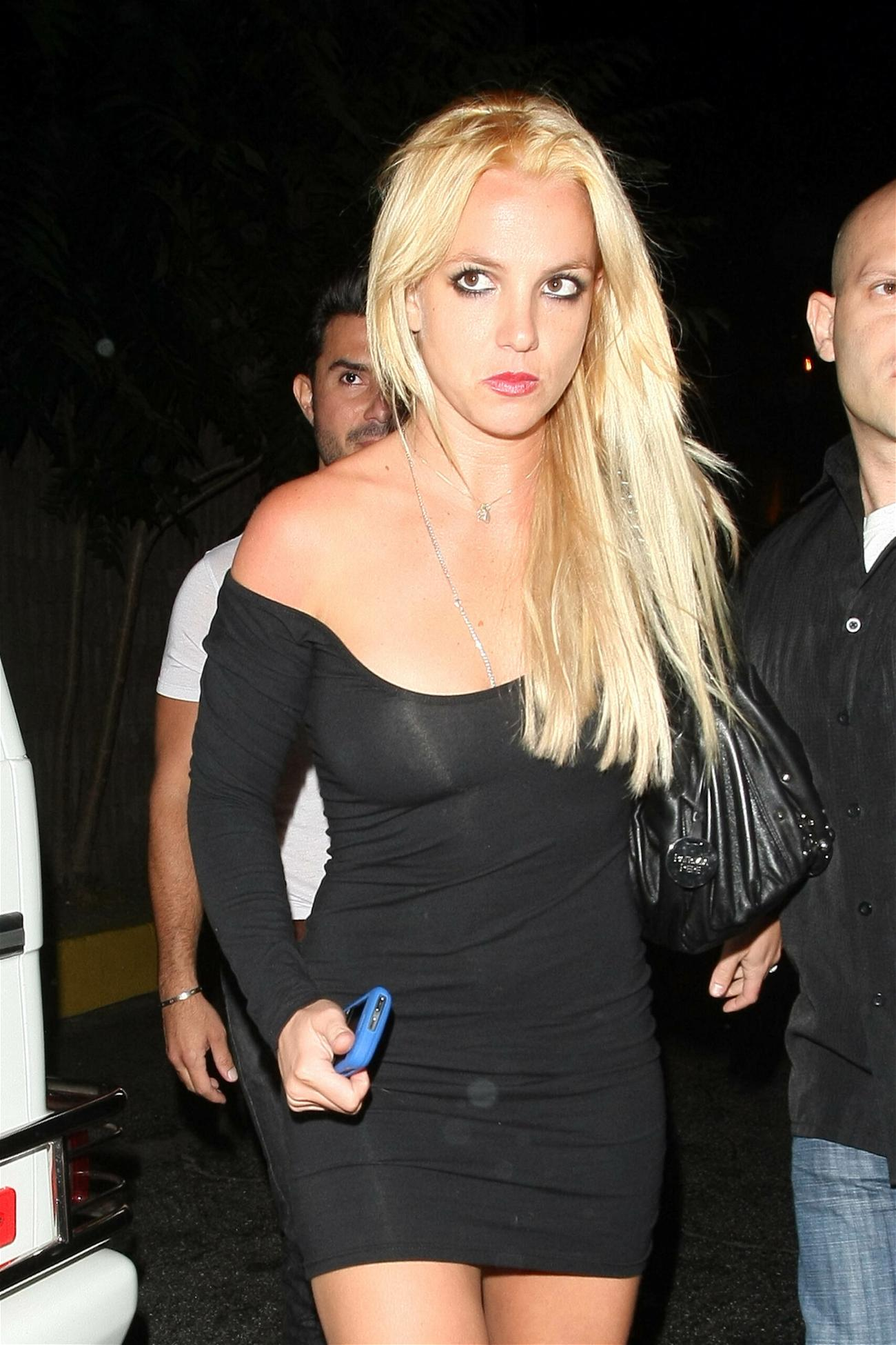 Britney Spears 'Relieved' Criminal Charges Will NOT Be Filed In Slapping Incident