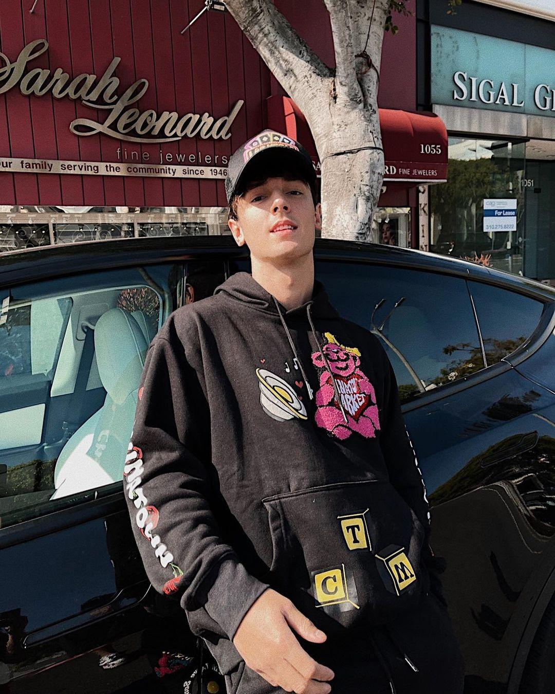 'TikTok' Star Bryce Hall's Fight Victim Seeking Over $500,000 In Damages