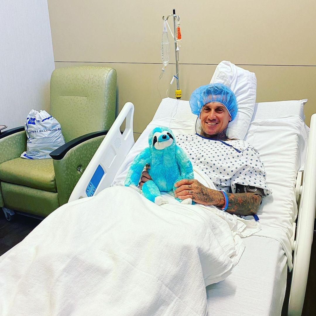 Pink's Husband, Carey Hart, Shares Footage From Inside Painful Back Surgery!