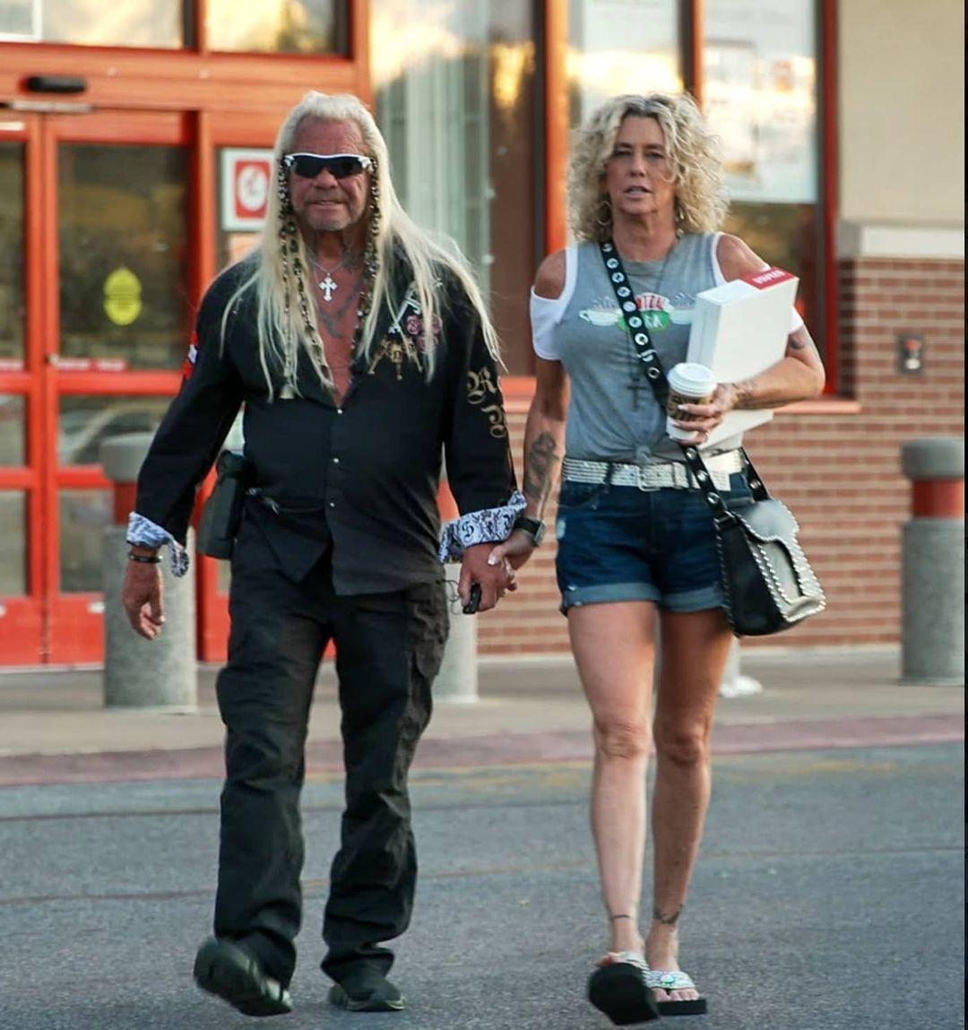 Dog The Bounty Hunter Joins The Search for Alleged Killer Brian Laundrie