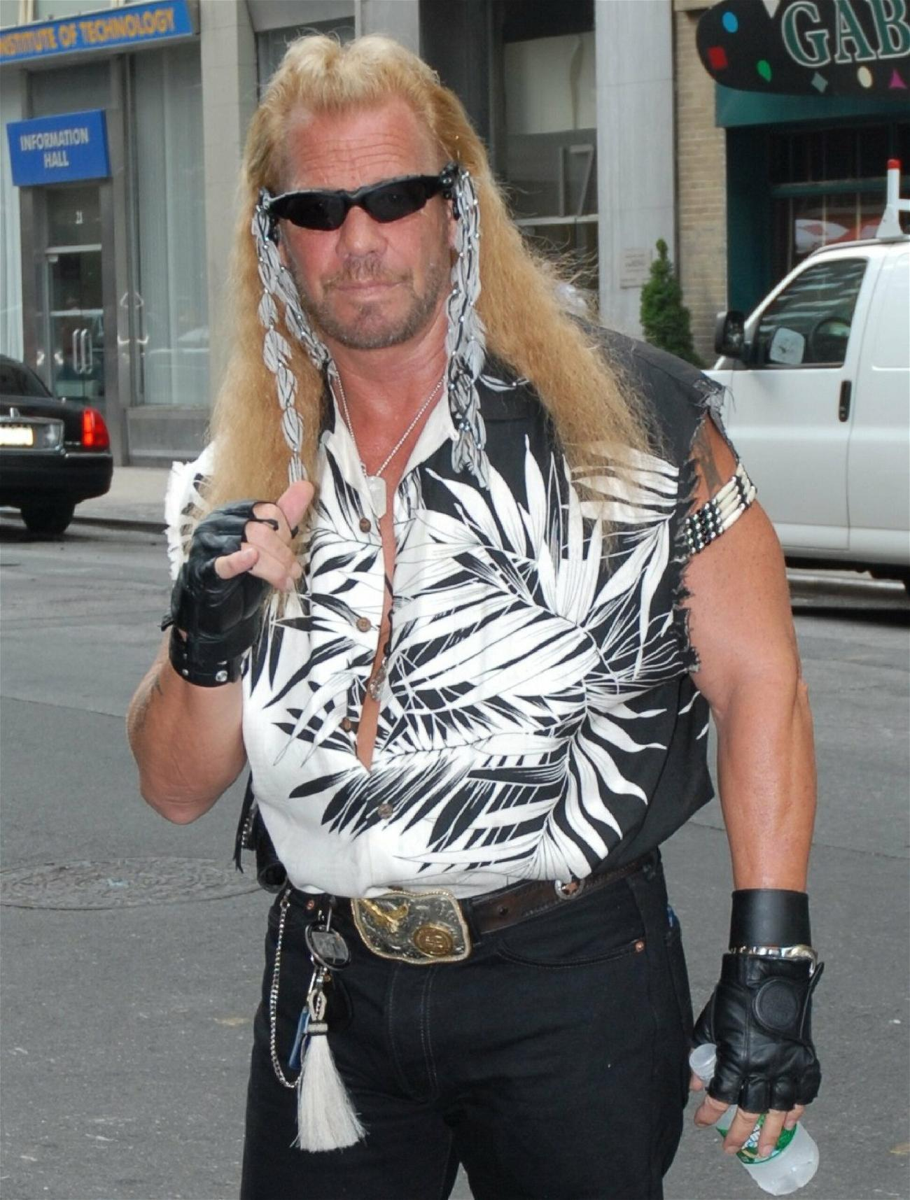 Dog The Bounty Hunter Finds Campsite Allegedly Linked To Brian Laundrie