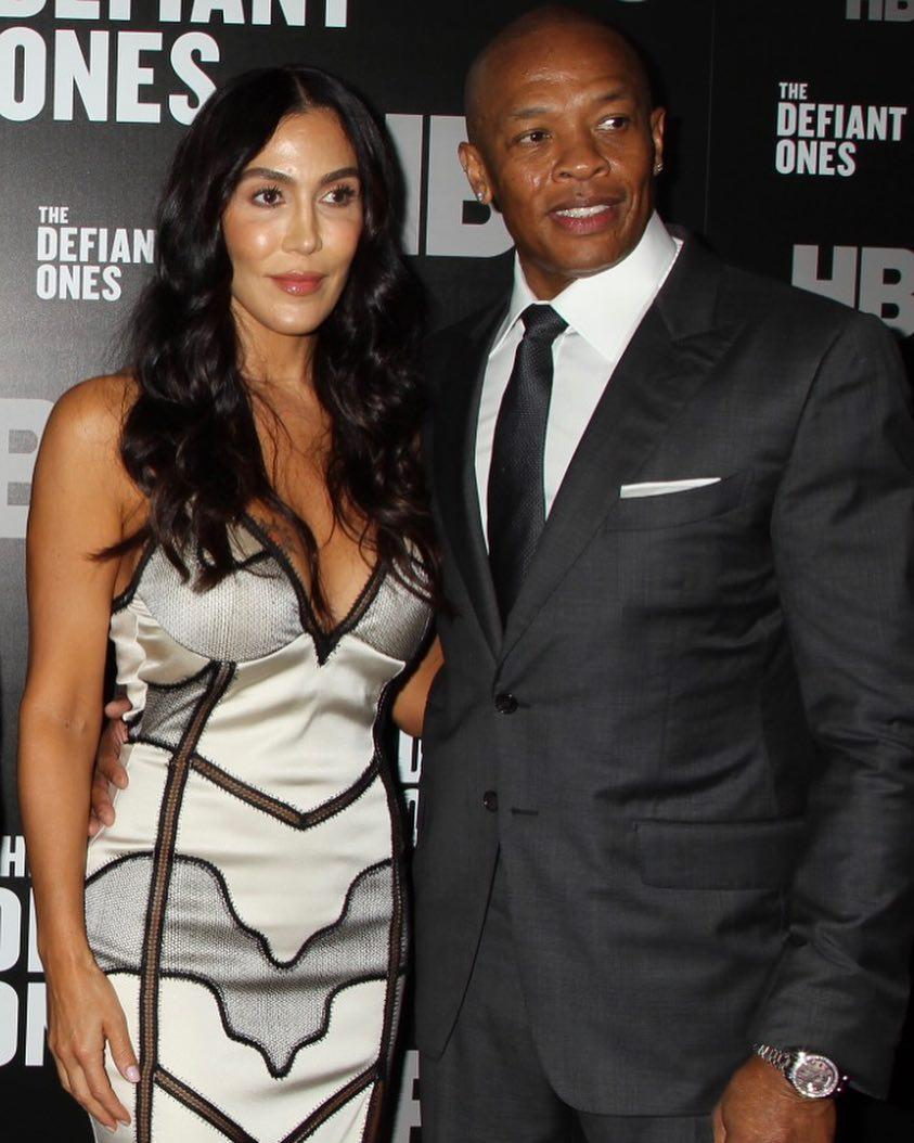 Dr. Dre Sues Ex-Wife For Allegedly 'Embezzling' Money From Recording Studio Business
