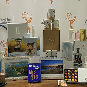 Emmy Awards Celeb Gifting Suite Features Hollywood Glam, Lavish Vacations