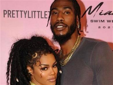 Teyana Taylor Not Surprised With Iman Shumpert's Impressive 'Dancing With the Stars' Skills