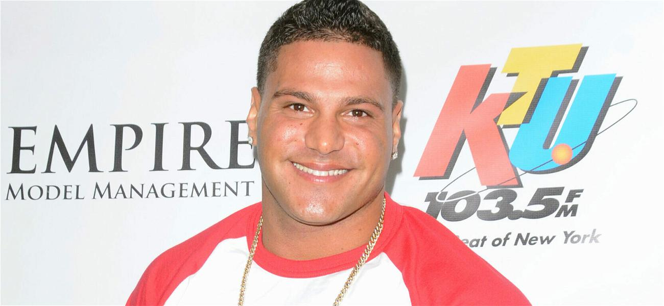 'Jersey Shore' Star Ronnie Ortiz Gets NO Jail Time In Domestic Violence Case