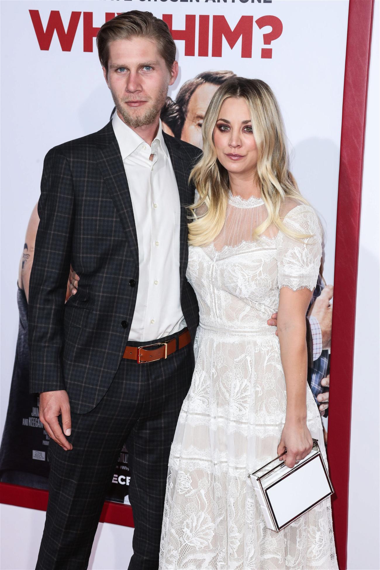 Kaley Cuoco Erases Ex-Husband From Social Media Account