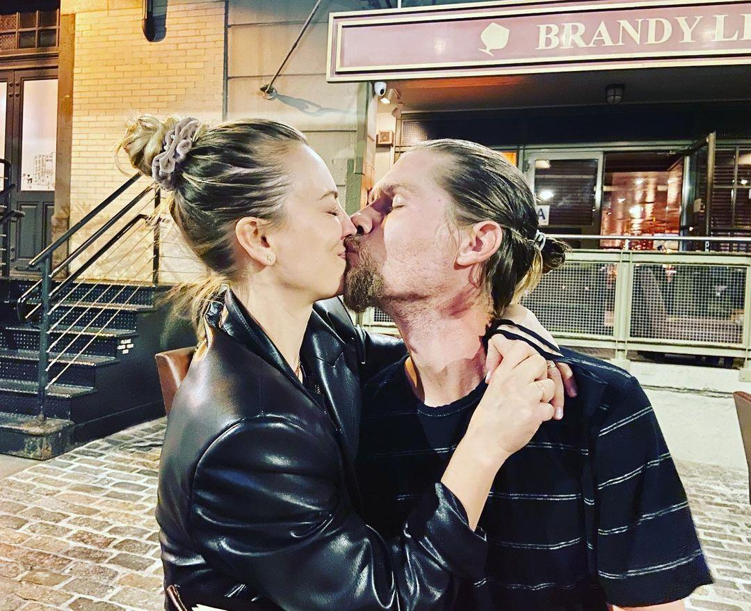 Kaley Cuoco Splits With Husband, Karl Cook, After 3 Years Of Marriage