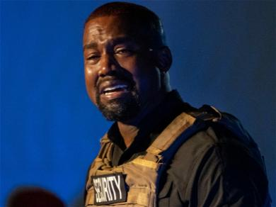 Kanye West Posts Brutal X-Ray Pictures Of Son Saint's Broken Arm!