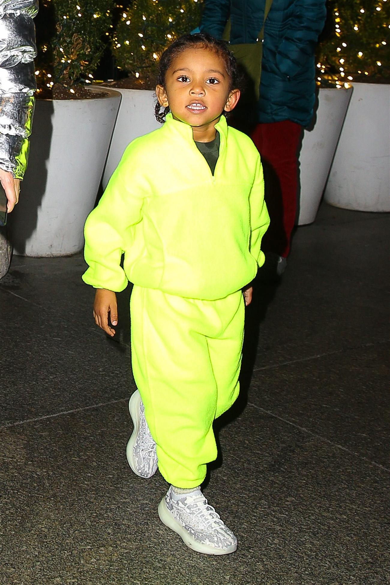 Kim Kardashian's Son Hospitalized After Breaking Arm In Several Places