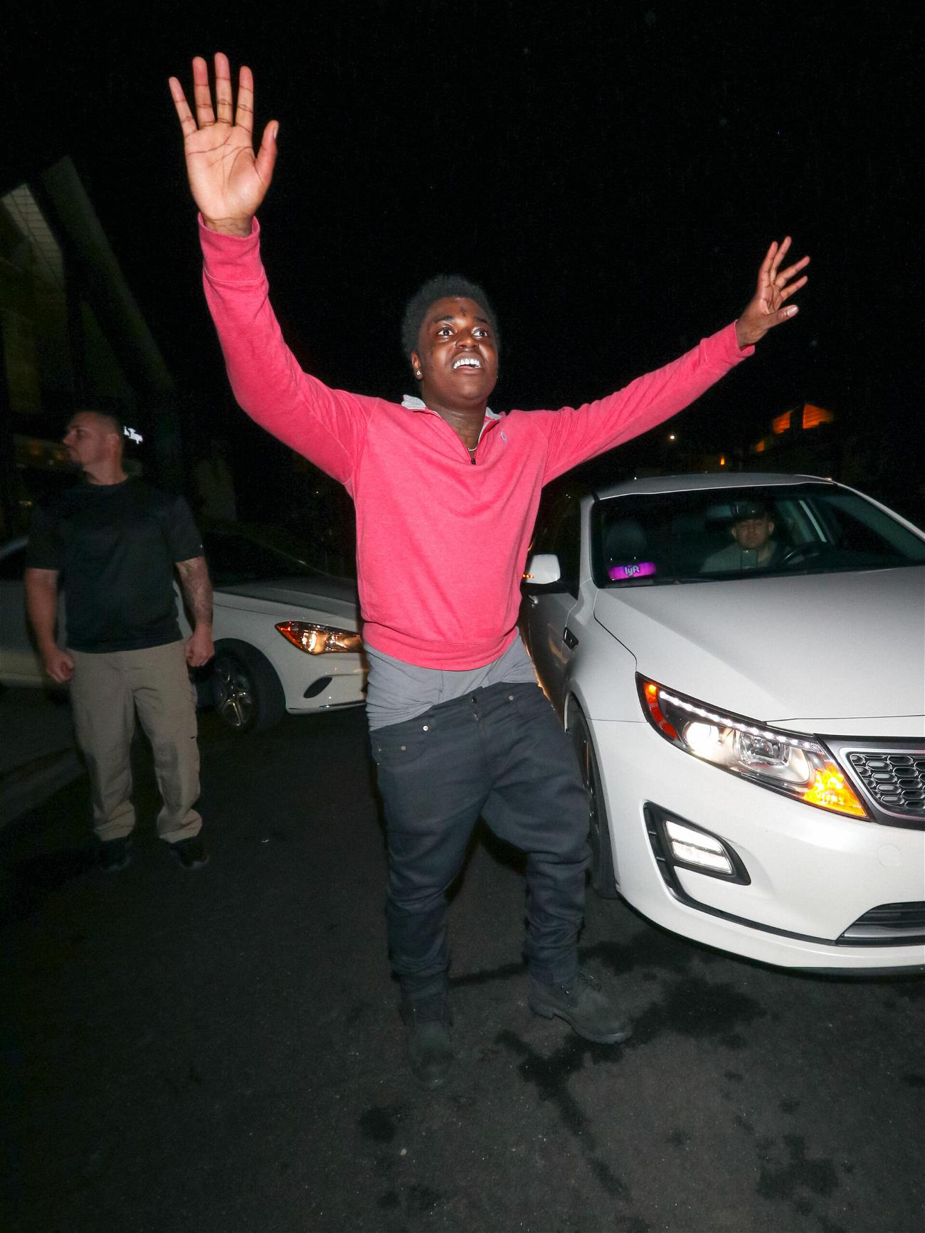 Rapper Kodak Black Speaks Out About The Importance Of Staying Sober