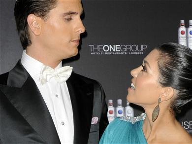 Kourtney Kardashian CLAPS BACK At Scott Disick: You Treated Me Badly!