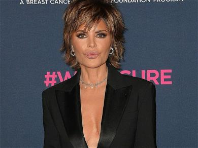 Lisa Rinna Says She 'Was Really Patient' About Amelia Hamlin's Relationship With Ex, Scott Disick