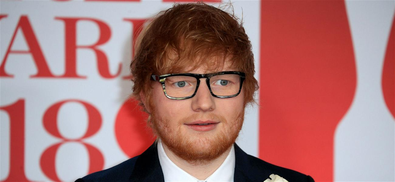 Ed Sheeran Look Alike Gets Mobbed By Fans On Daily Basis