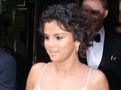 Selena Gomez Admits To Being MORTIFIED Of Her 2018 Met Gala Look