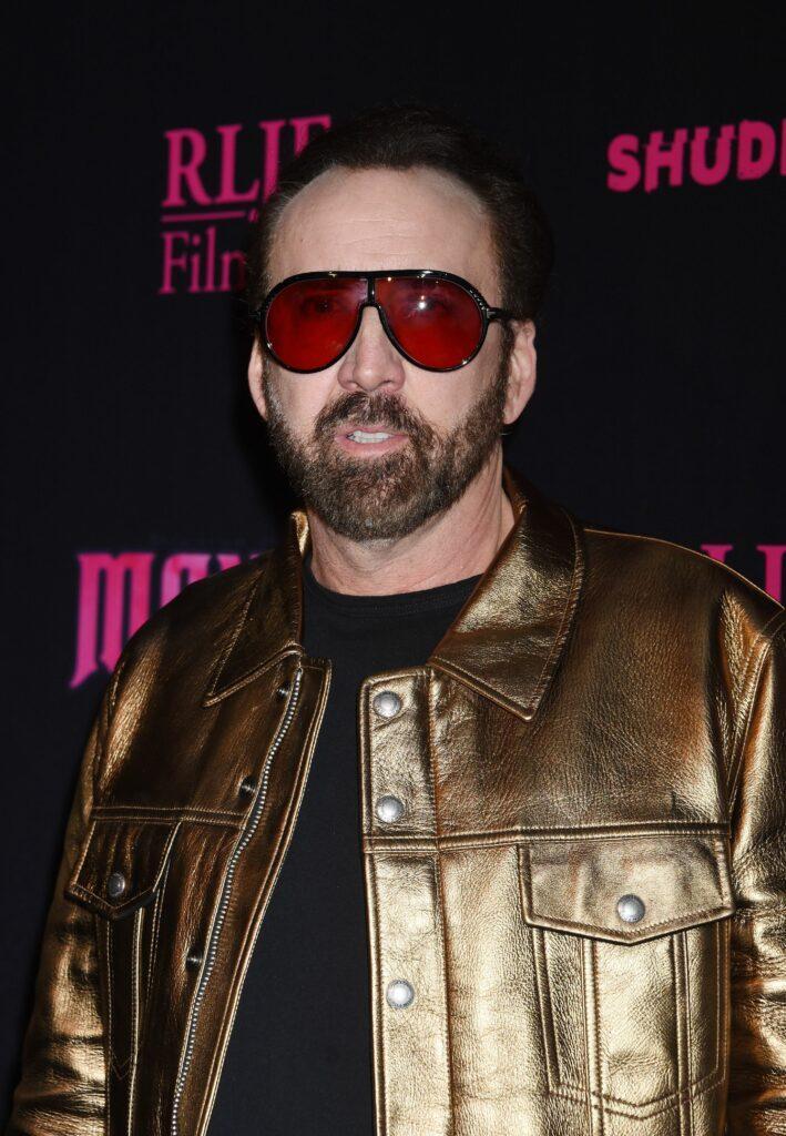 Nicolas Cage 'Mandy' Los Angeles Special Screening