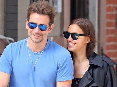 Here's How Irina Shayk & Bradley Cooper Explain 'Scary' Paparazzi To Daughter