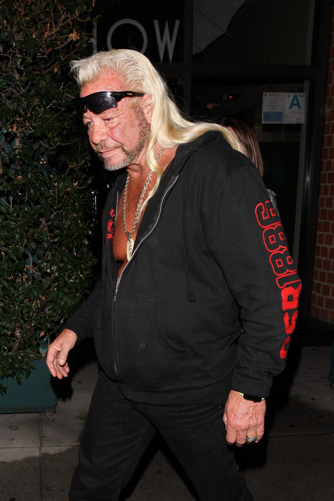 'Dog The Bounty Hunter' Claims He Has 'HOT' Lead On Brian Laundrie's Location
