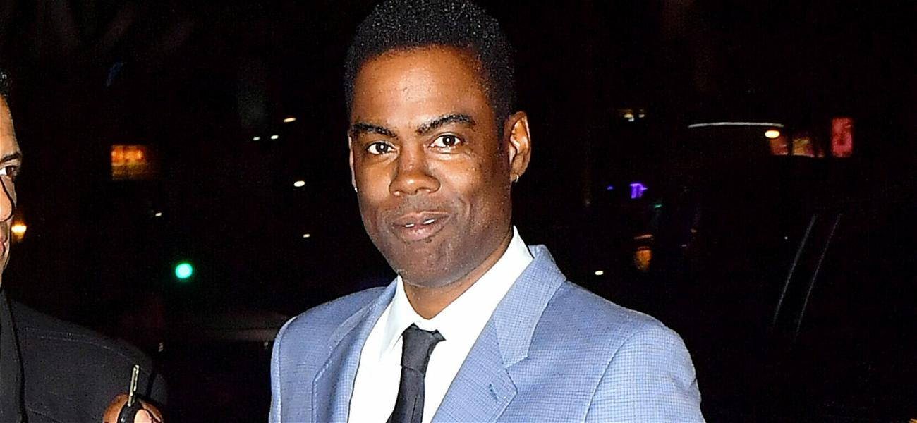 Chris Rock Spotted Out MASKLESS One Day Before COVID-19 Diagnosis
