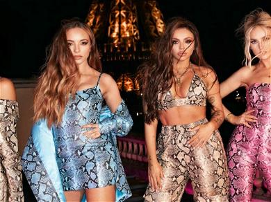British Pop Star Jesy Nelson Gushes Over Little Mix As A Trio!