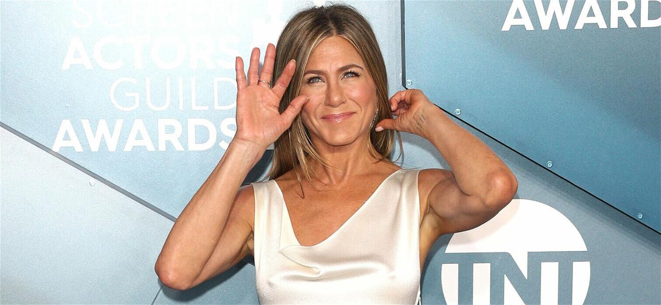Jennifer Aniston Reveals She Is 'Open' To Dating Again