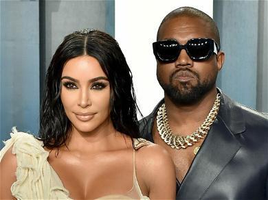 Kanye West Shades Kim Kardashian By Unfollowing Her On Social Media, Again!