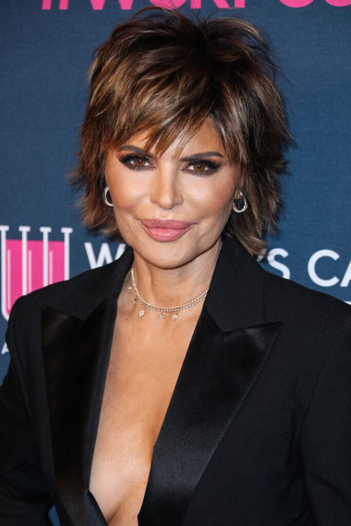 Lisa Rinna The Women's Cancer Research Fund's An Unforgettable Evening Benefit Gala 2020