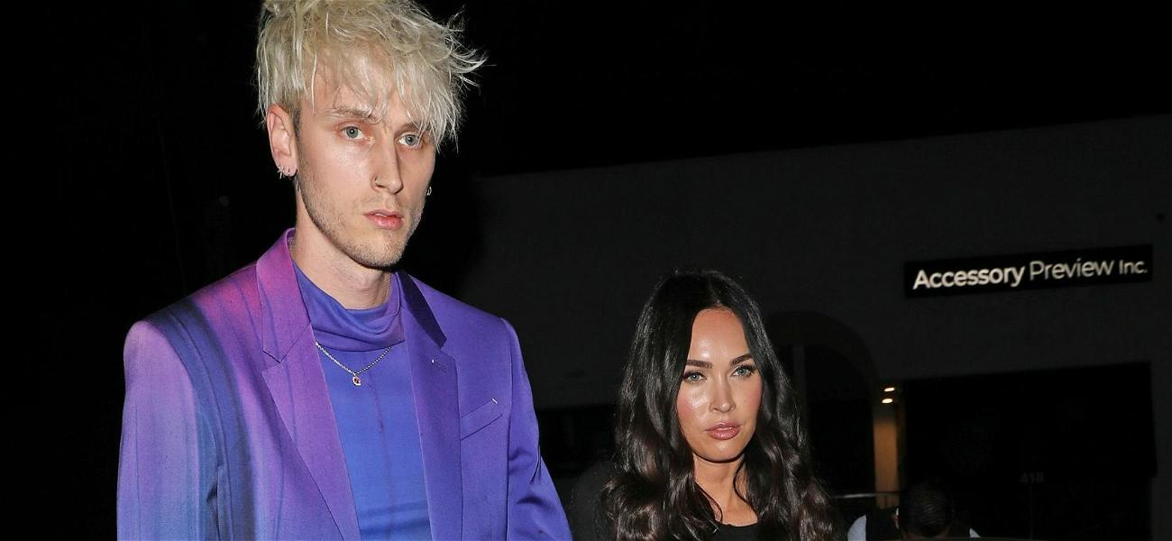 Megan Fox Sets Instagram Ablaze With 'TMI' Post About Airbnb Stay with Machine Gun Kelly