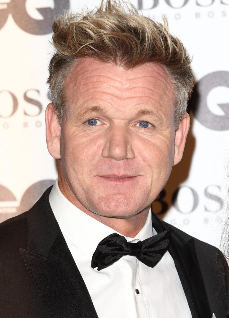 Gordon Ramsay GQ Men of the Year Awards