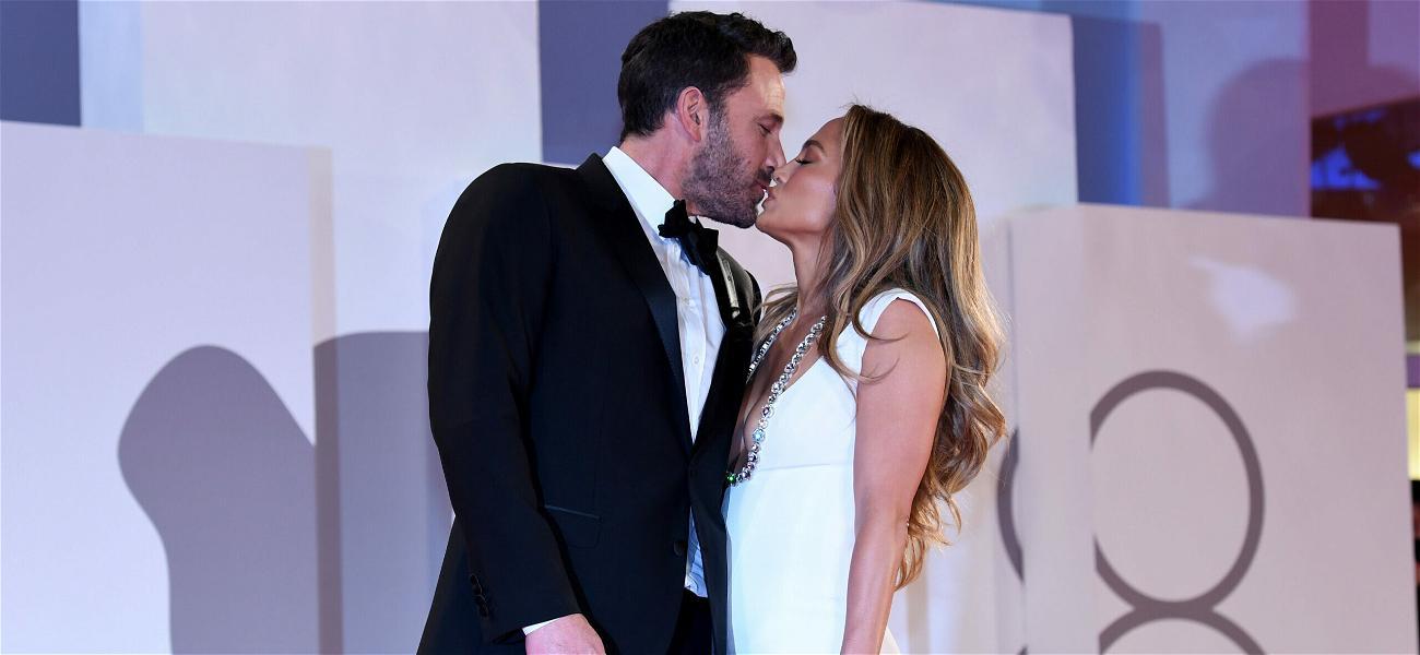 Ben Affleck Defends Jennifer Lopez From Deranged Fan in Venice